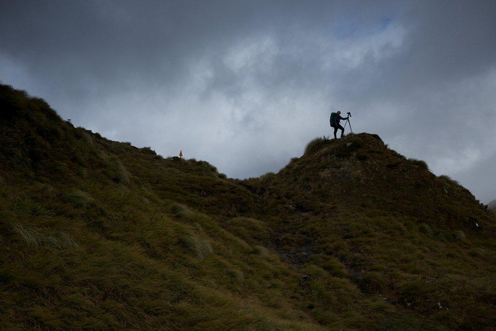 Auf dem Weg zur Loch Maree Hut